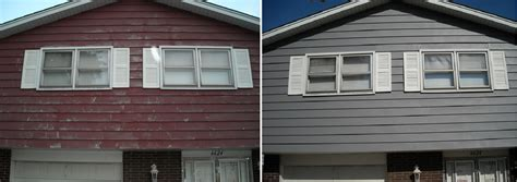can you paint siding on a house aluminum siding painting sunwest painting