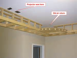 how to make a tray ceiling baustnet