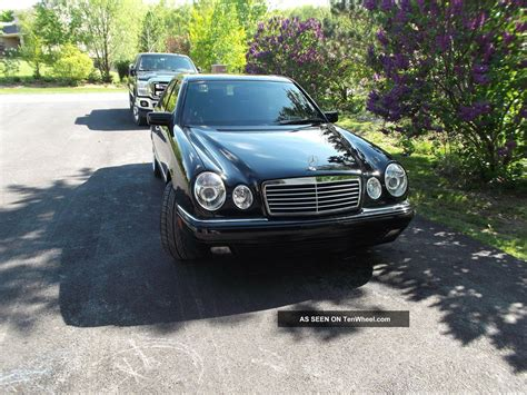 1997 E420 Mercedes Benz Owners Manual