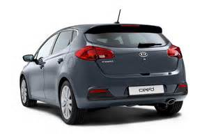 in4ride new kia cee d pictures out