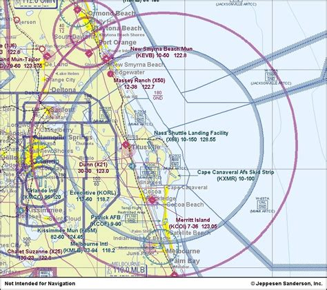 Vfr Sectional Chart by Warning Area Aeronautical Charts Newhairstylesformen2014
