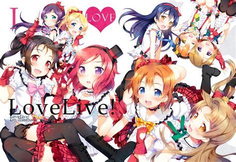 wallpaper love live anime ラブライブ 78 壁紙 厳選アニメ壁紙 アルチビオ anime wallpaper