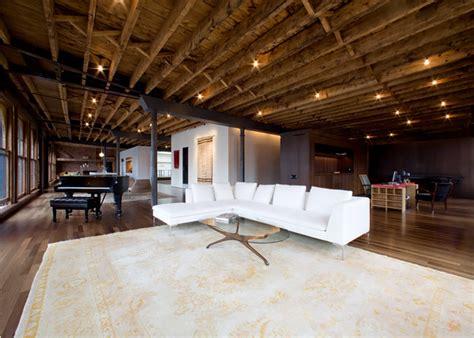 loft einrichtungsideen loft interior design ny3 trendland