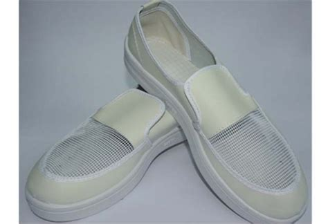 Esd Shoes Mesh Cover Sole Pvc pvc esd mesh shoe esd boots with competitive price