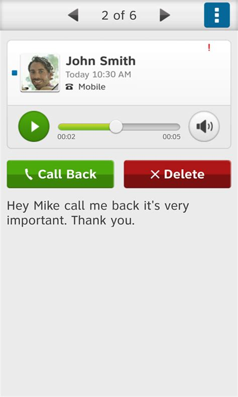 how to check voicemail on android at t visual voicemail android apps on play