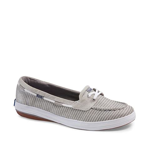 boat shoes online shopping keds glimmer slip on boat shoe shop your way online
