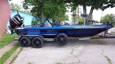 legend boats australia another new v 20 rolls out of the legend factory bass