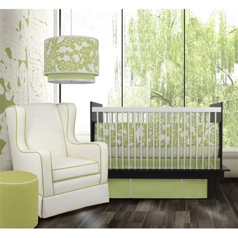 Green Nursery Decor A Childhood Stylish Baby Nurseries
