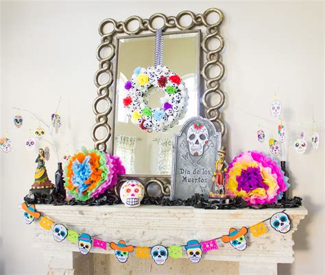 day of the dead bedroom ideas day of the dead decoration ideas