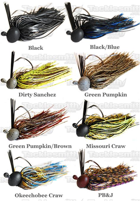 What Is The Best All Around Jig Colors For Steelhead | eco pro tungsten jared lintner football jig
