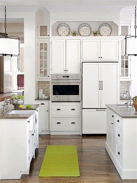 Display Kitchen Cabinets by Ideas For Decorating Above Kitchen Cabinets