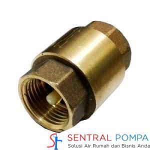 Filter 3 Onda Saringan Foot Klep Pompa Air foot klep eurostop ukuran 1 inch sentral pompa solusi pompa air rumah dan bisnis anda