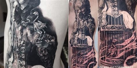 carlos torres tattoo artist 68 best images about on castle