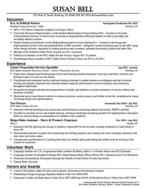 1000 Ideas About Free Resume Sles On Pinterest Letter Sle Student Resume And Cover Free Political Caign Letter Templates