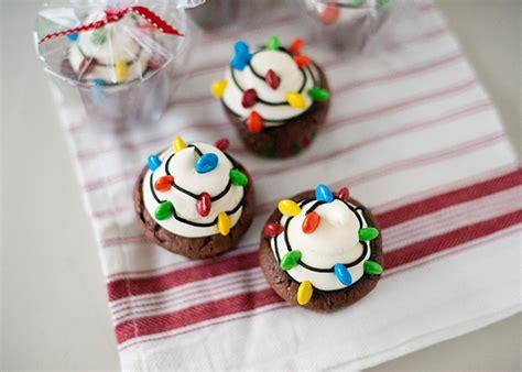 cupcake lights light cupcakes baked