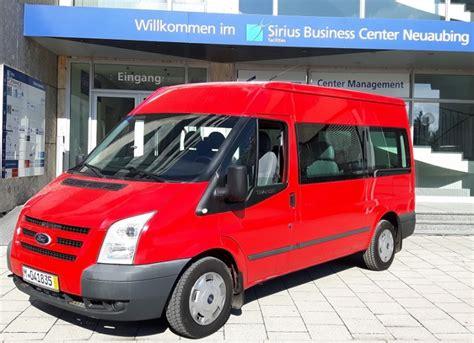 transporter mieten münchen 9 sitzerbus mieten in m 252 nchen vielseitiger kleinbus mit