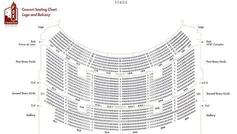 fox st louis seating chart fabulous fox theater seating chart atlanta brokeasshome