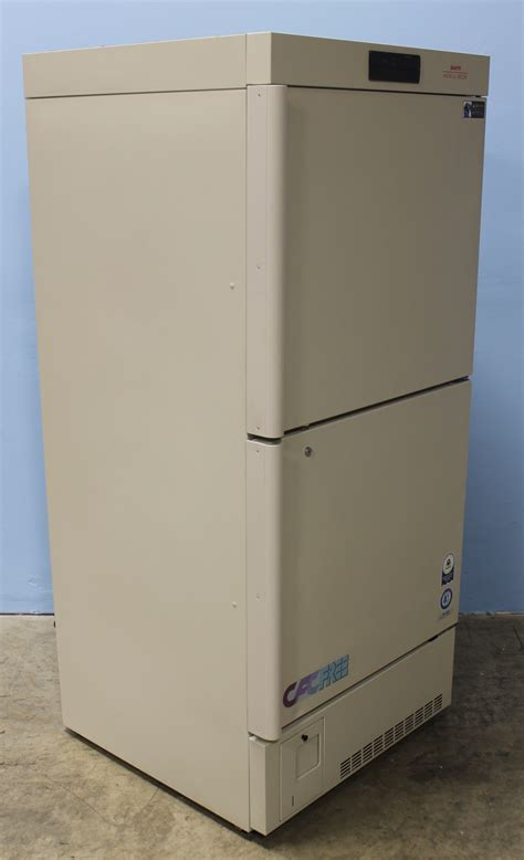 Freezer Sanyo refurbished sanyo mdf u536d biomedical freezer