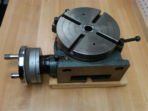 Yuasa 8 Quot Rotary Table For Sale