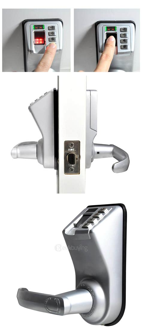 Adel Keyless Biometric Fingerprint Door Lock - adel diy 788 fingerprint door lock