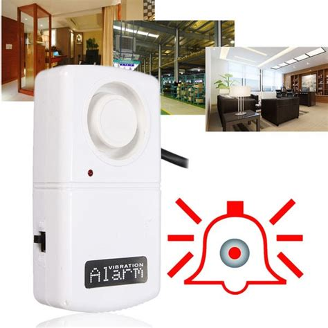 120db safe anti theft power outage alarm sensor detector