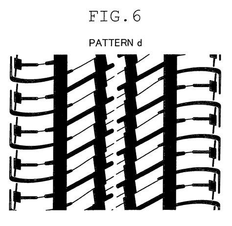 rib tread pattern en francais patent us8281830 pneumatic tire with tread pattern