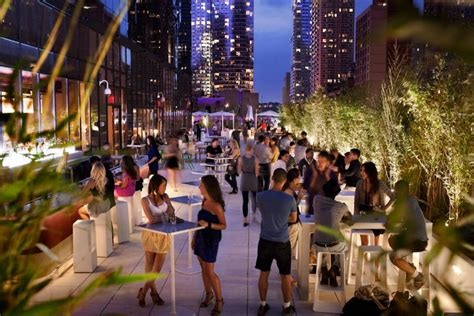 roof club best rooftop restaurants in new york city the official