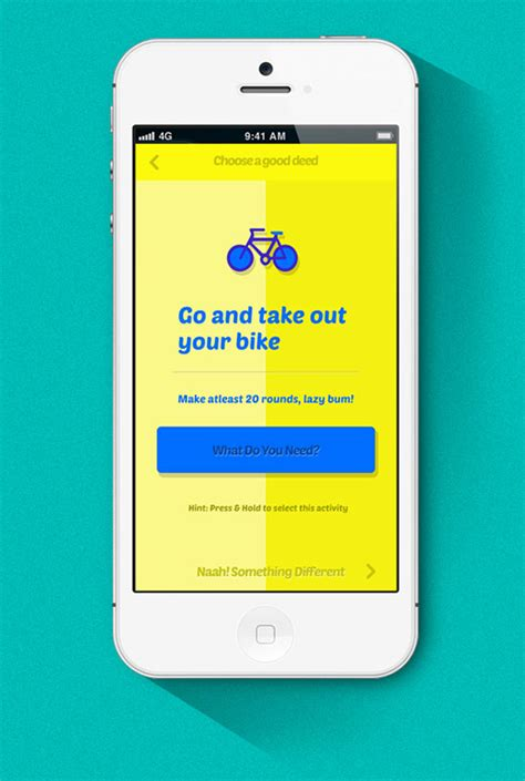 design inspiration iphone do something good iphone app design for inspiration