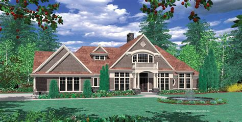 Alan Mascord Craftsman House Plans by Alan Mascord Craftsman House Plans