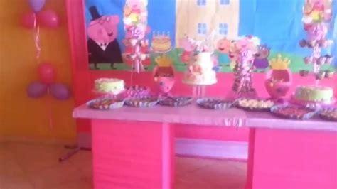 decoracion infantil decoracion peppa pig infantil