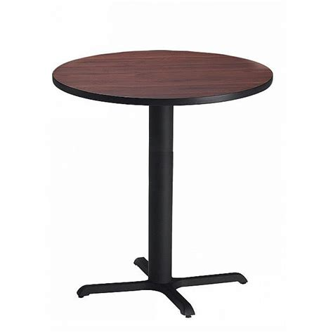 36 inch round pub table bistro table bar height round 36 inch