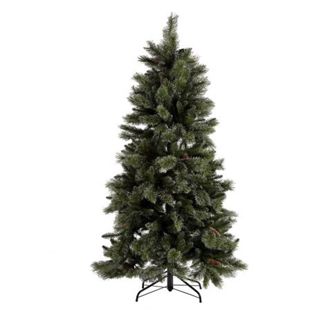 marks spencer 6ft luxury silver christmas tree 163 150