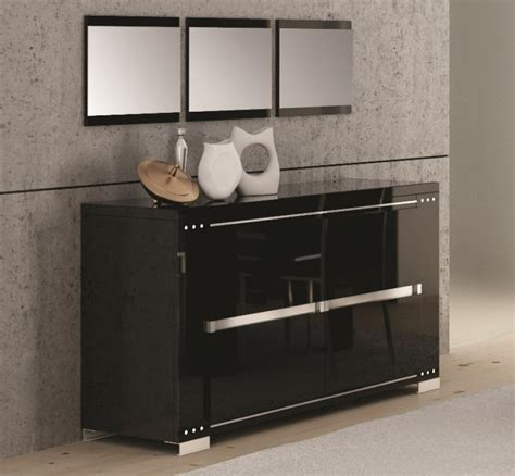 other dining room living room sideboard chest of armonia 2 door black sideboard high gloss black