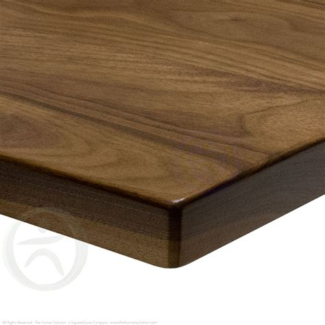 solid wood desk top uplift walnut solid wood desktop standing desk desktops
