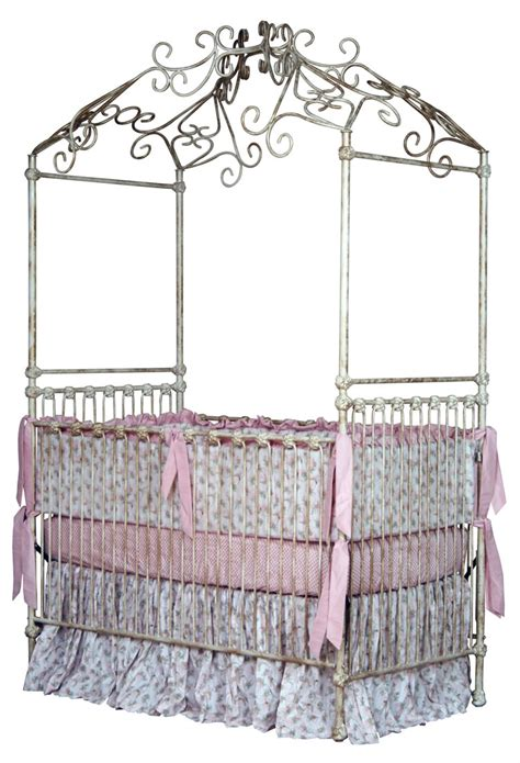 Princess Iron Canopy Crib Canopy For Baby Crib