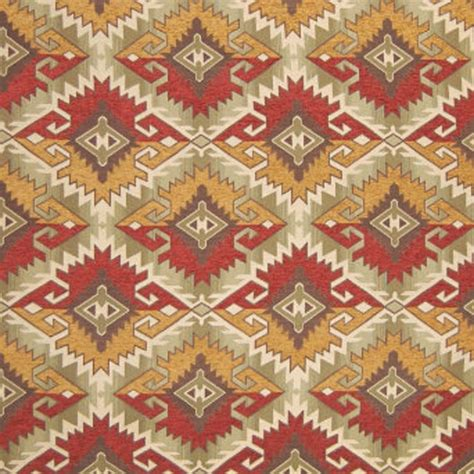 Decorator Upholstery Fabric Home Decor Gh Southwest Sunset Decorator Fabrics