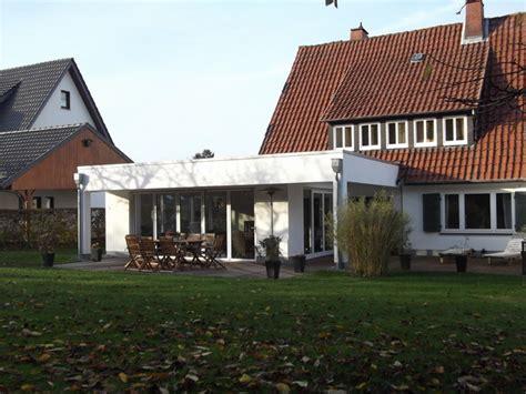 Wandgestaltung Im Wohnzimmer 6292 by Moderner Anbau An Siedlungshaus Modern Wintergarten