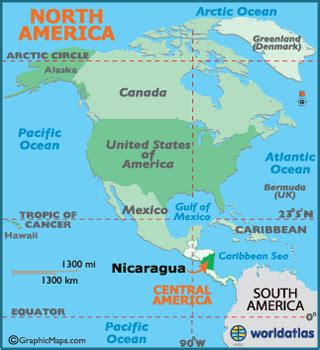 nicaragua south america map nicaragua attractions travel and vacation suggestions