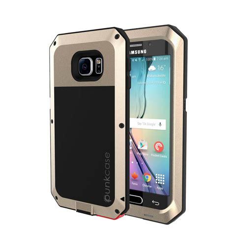 Samsung S5 S6 S7 Edge Casing Softcase Touch Flipcover Flip Matte samsung galaxy s6 edge metallic gold