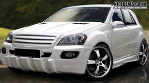 Mercedes Kits Mercedes Ml Kits Sports Bumpers Wings Fenders