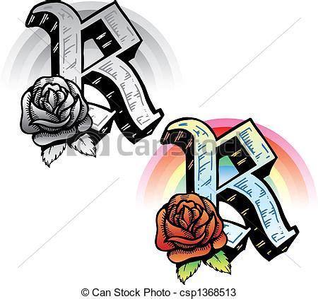 stile lettere per tatuaggi disegni di tatuaggio stile spirito r lettera mano