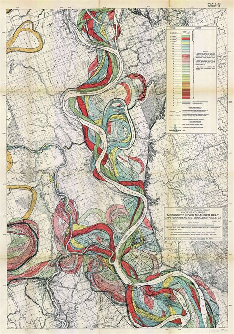 map of mississippi river what we ve done to the mississippi river an explainer the atlantic