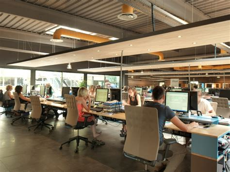 how to design an office virtualexpo open space office by multipod studio