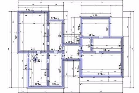 bureau d etude beton plan de structure b 233 ton arm 233 bureau d 233 tude para