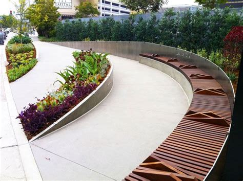 Landscape Architect Usa Levine Park West Usa Hok 171 World Landscape