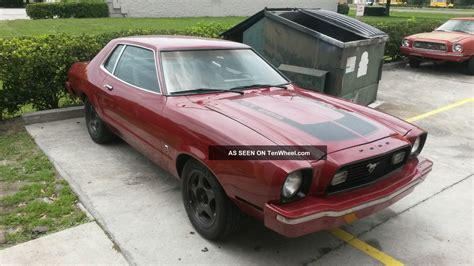 1978 shelby mustang 1974 1975 1976 1977 1978 mustang autos post