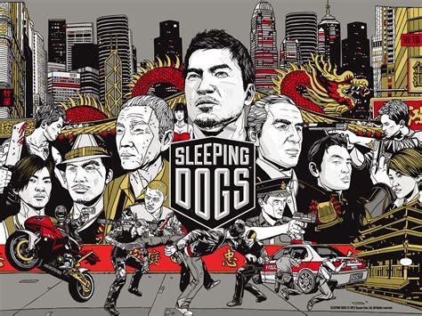 sleep for dogs sleeping dogs keyart