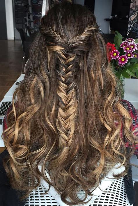 Waterfall Hairstyles by Choose An Waterfall Hairstyle For Your Next Event