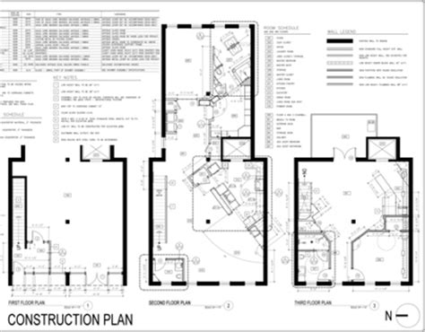 residential design construction documentation sherrell construction documents residential design on behance