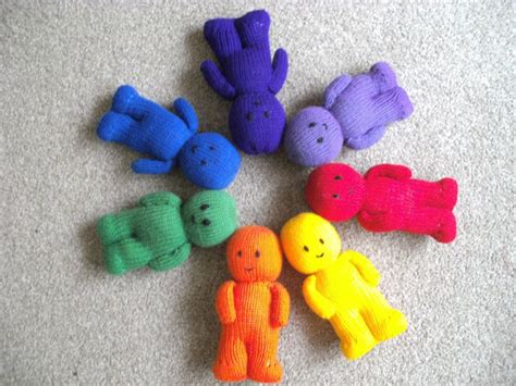 knitted jelly babies jelly babies knitted stuff jelly babies